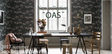 2017 New collection 「OAS」